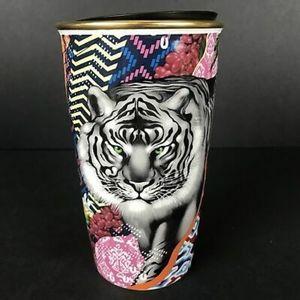 Starbucks Tristan Eaton Tiger Ceramic Coffee Mug